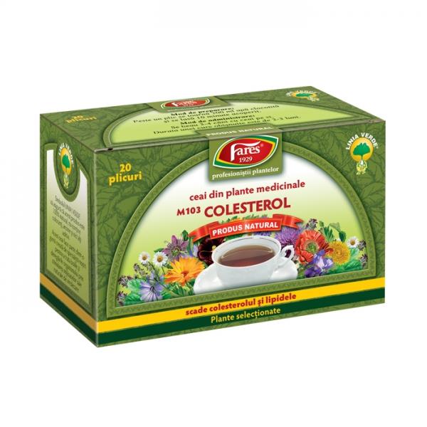ceai Colesterol2