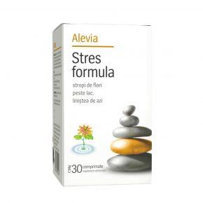 Stres formula, Alevia, Reduce stresul, 30 comprimate
