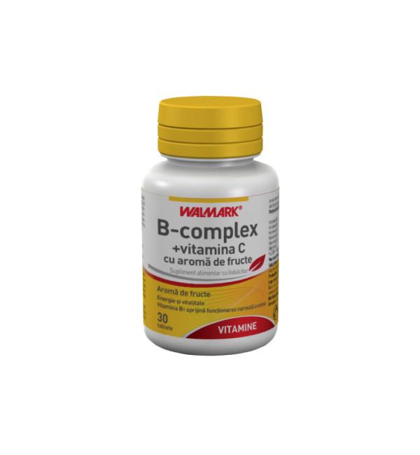 B Complex cu Vitamina C