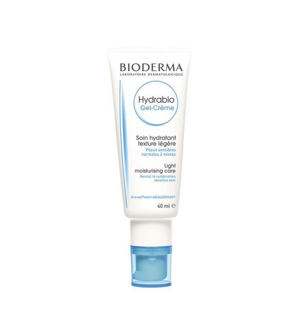 Gel-Crema pentru hidratare intensa Bioderma Hydrabio, 40 ml