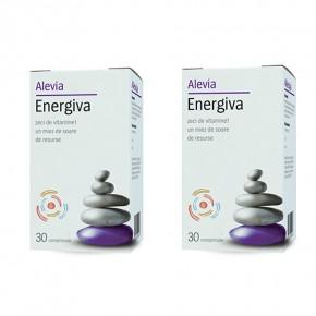 Energiva-30-comprimate-Alevia-1+1-Gratuit