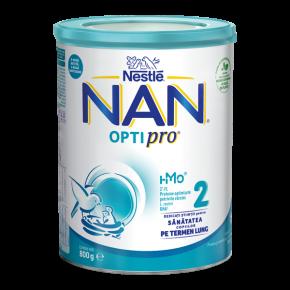 Nestle nan 2 800g