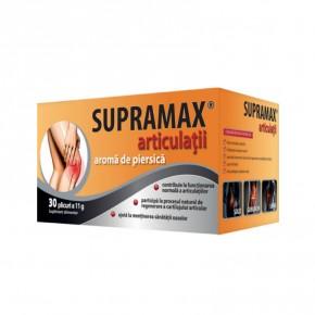 Supramax articulatii cu aroma de piersica