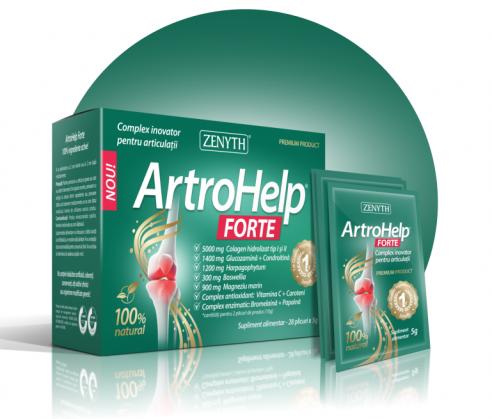 ArtroHelp 28 plicuri