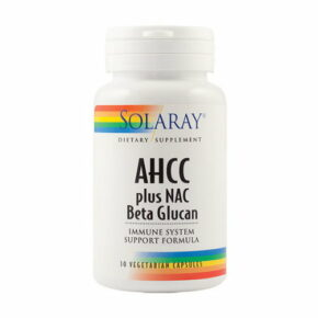 Ahcc Plus  Nac & Beta Glucan 30 Capsule