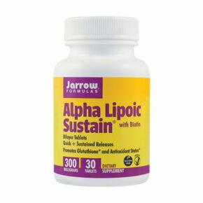 AlphaLipoicSustain30 Capsule
