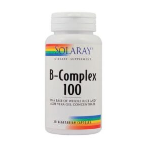 BComplex100Mg50 Capsule