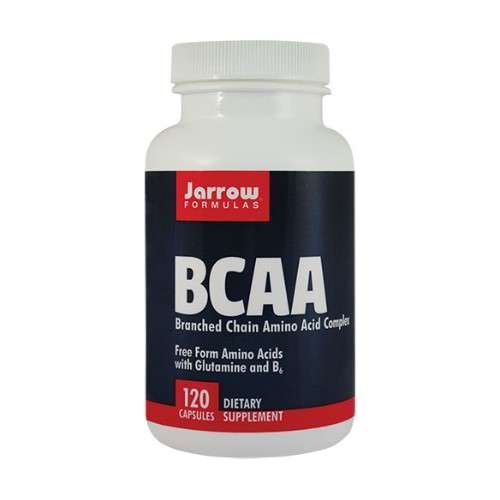 Bcaa (Branched Chain Amino Acid) 120 Capsule