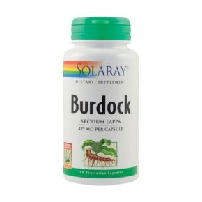 Burdock 425Mg 100 Capsule (Brusture)