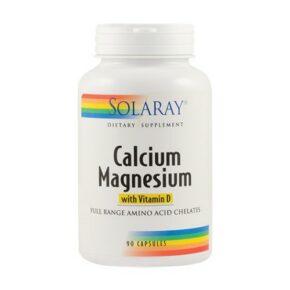 CalciumMagnesiumWithVitamin D90 Capsule