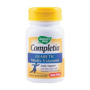 CompletiaDiabetic30 Comprimate