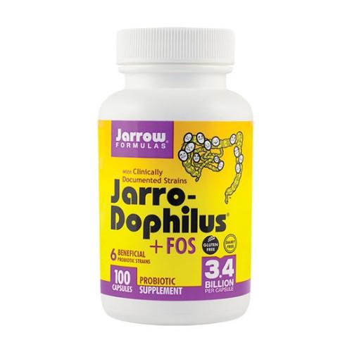 Jarro-Dophilus+Fos100 Capsule