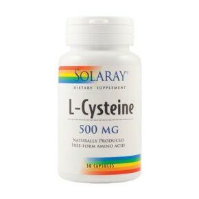 L-Cysteine500Mg30 Capsule