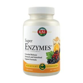 Super Enzymes 60 Comprimate