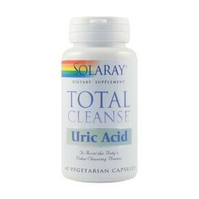 Total Cleanse Uric Acid 60 Capsule