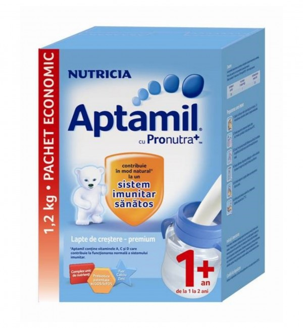 Aptamil junior 1+ 1,2kg