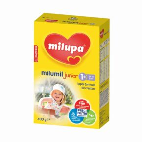 Milupa milumil junior 1+ 300g new