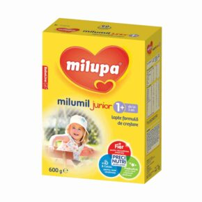 Milupa milumil junior 1+ 600g new 1