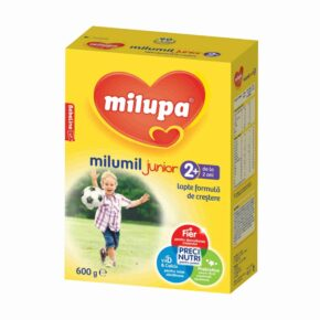 Milupa milumil junior 2+ 600g new 1