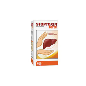 StopToxin Forte detoxifiant remediu in refacerea ficatului dupa hepatite 30 capsule Fiterman