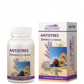 Antistres zambitor si relaxant 60 cps