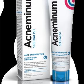 crema de noapte detoxifianta acenminum
