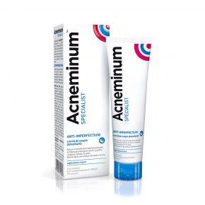 Acneminum Specialist Anti-Imperfectiuni Crema Noapte 30 ml
