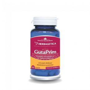 GutaPrim, Herbagetica, articulatii sanatoase, 60 capsule