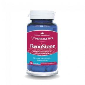 RenoStone, Herbagetica, sustinerea functiei rinichilor, 60 capsule