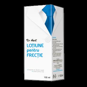 Lotiune pentru Frectie Dr.Hart, 100 ml