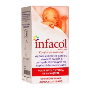 Infacol, Calmare crampe abdominale, 40mg/ml, 50 ml