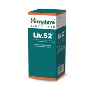 Liv.52 Sirop, Himalaya, Supliment alimentar, 100 ml