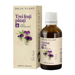 Tinctura Trei Frati Patati, Dacia Plant, Aparat Respirator, 50 ml