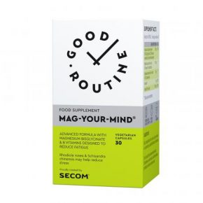 Mag-Your-Mind Good Routine, Secom, 30 capsule