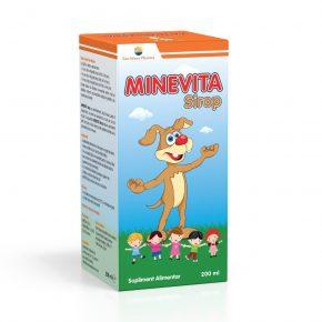 Minevita Sirop, Sun Wave Pharma, 200 ml