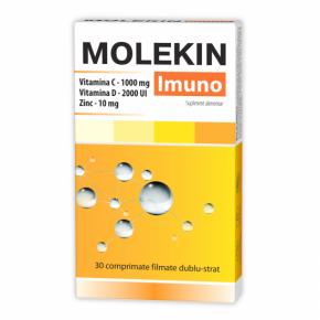 Molekin Imuno, Zdrovit, 30 comprimate