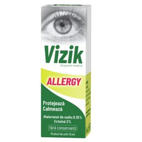 Vizik Allergy, Picaturi pentru ochi, 10 ml